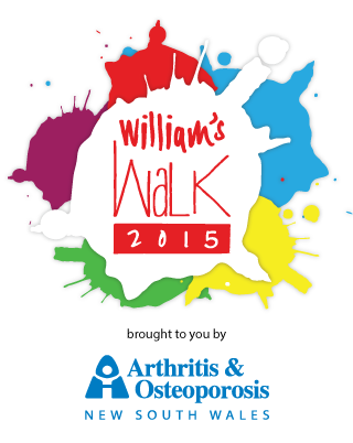 Register for William's Walk 2015